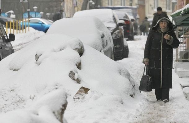 Мороз без солнца. Температура в Москве может опуститься до  15-17 градусов мороза