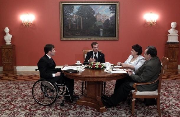 Мэр Москвы дал указание проверить качество жизни инвалидов-колясочников