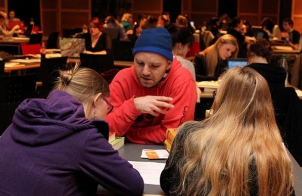 У студентов немецких ВУЗов в моде «ночи знания»