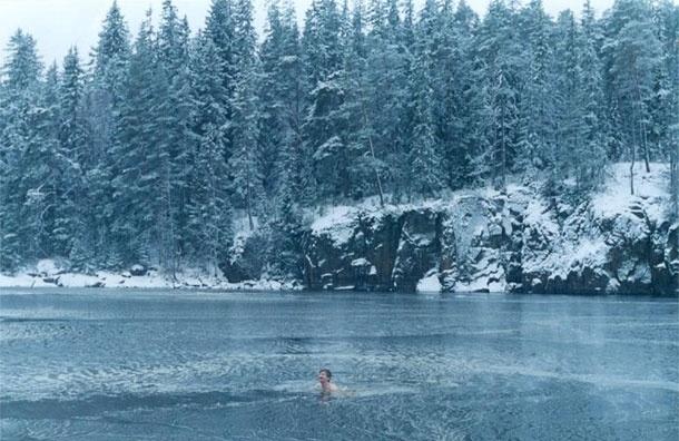 Список водоемов, в которых купаются зимой в Москве