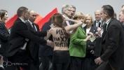 Femen Путин Ганновер: Фоторепортаж