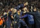 Барселона – ПСЖ 10 апреля 2013 года: Фоторепортаж