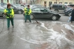 Как отмывают Петербург: Фоторепортаж