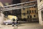 Фоторепортаж: «Обрушение на Лиговском, 117»