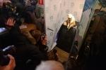 Фоторепортаж: «Выставка Упоротый лис в Петербурге»