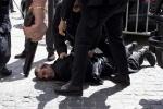 Стрельба в Риме 28 апреля: Фоторепортаж