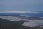 Авиаразведка паводковой обстановки на западе Ленинградской области: Фоторепортаж
