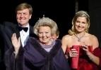 Новый король Нидерландов Виллем-Александр с семьей: Фоторепортаж
