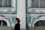 Грязные фасады Петербурга: Фоторепортаж