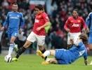 Манчестер Юнайтед - Челси 10 марта 2013: Фоторепортаж