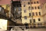 Обрушение на Лиговском, 117: Фоторепортаж