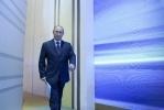 Фоторепортаж: «Прямая линия Владимир Путин 25 апреля 2013»