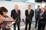 Чубайс и Полтавченко, 2 апреля 2013: Фоторепортаж
