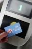 Фоторепортаж: «новый проездной билет на метро в Москве с 1 апреля»