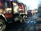 Фоторепортаж: «Пожар в психбольнице в поселке Раменский»