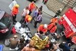Фоторепортаж: «взрыв в Праге 29 апреля 2013»