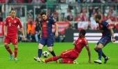 Бавария - Барселона 23 апреля: Фоторепортаж