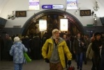 Фоторепортаж: «Петербургское метро»