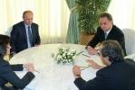 Путин и Платини: Фоторепортаж