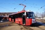 Фоторепортаж: «Wi-Fi-трамвай»