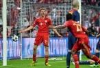 Фоторепортаж: «Бавария - Барселона 23 апреля»