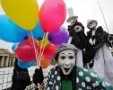 Парад клоунов, День смеха, Невский проспект, 1 апреля 2013: Фоторепортаж