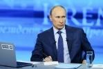 Фоторепортаж: «Путин Прямая линия 25 апреля 2013 (2)»