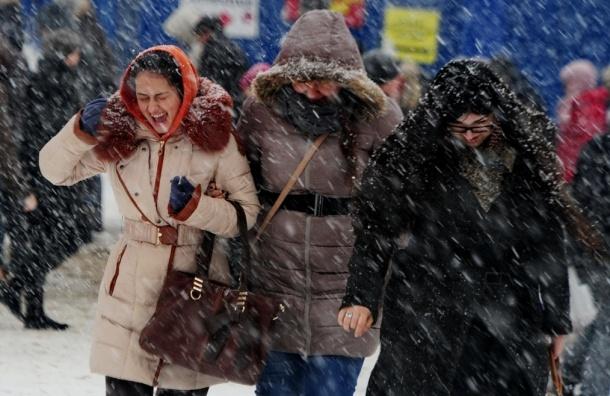 Март 2013 стал самым холодным в Москве с 1969 года и третьим по влажности