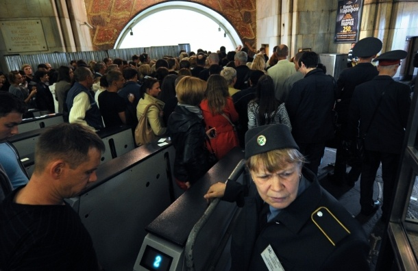 В пасхальную ночь московское метро будет работать до двух ночи