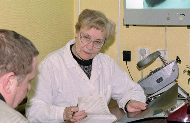 Больных туберкулезом вМоскве скаждым годом становится меньше