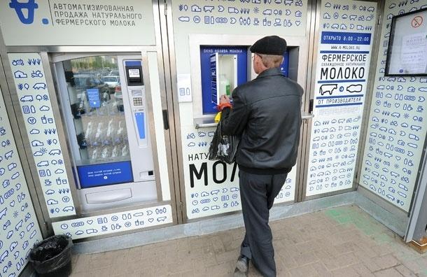 Автоматов по продаже газировки и шоколадок в Москве станет в разы больше