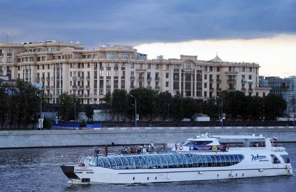 ПоМоскве-реке будет ходить речное такси. Цены и маршруты