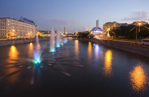 Первые фонтаны в столице заработают 28 апреля на ВВЦ