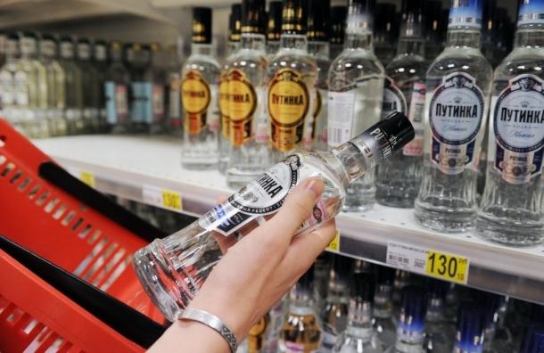 В Госдуме предложили продавать алкоголь с 21 года