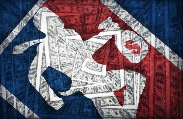 Богатеи Петербурга зарабатывают в 20 раз больше бедняков