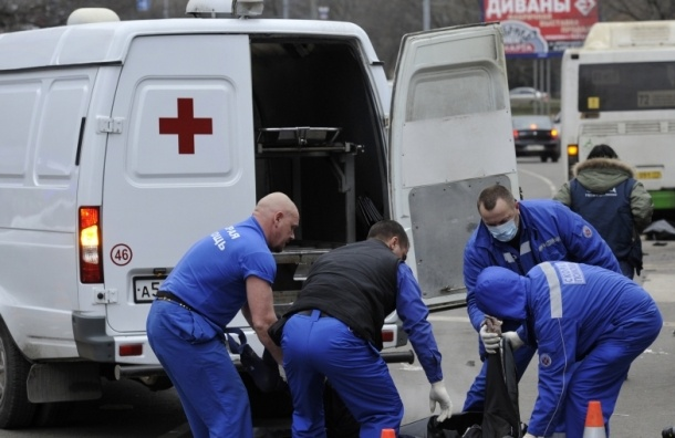 В Москве сбивший насмерть беременную женщину был задержан у себя в квартире