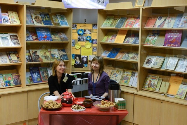 БиблиоНочь в Петербурге 2013: Фото