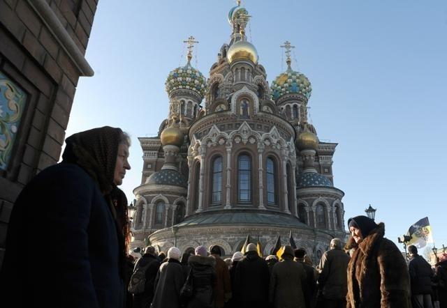 Храмы в Петербурге: Фото