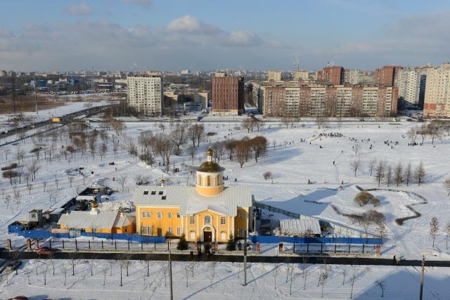 Парк Малиновка: Фото