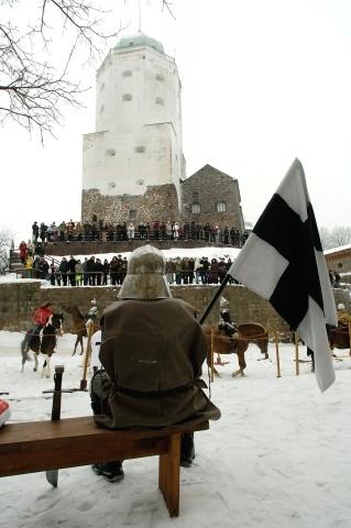 Фестиваль Рыцарский замок: Фото