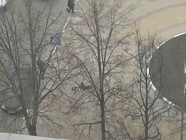 Стрельба в Белгороде: Фото