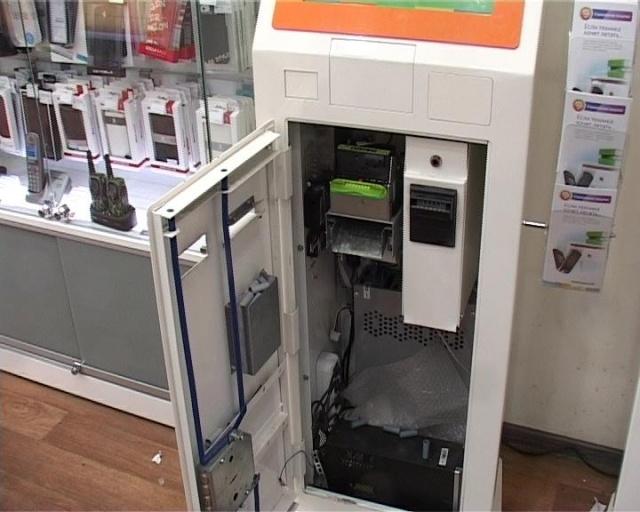 Грабителей салонов сотовой связи взяли благодаря автомобильной пробке: Фото