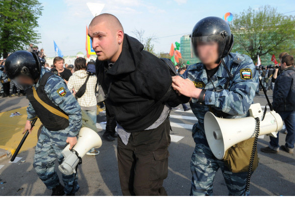 Степан Зимин, болотное дело, дневник: Фото