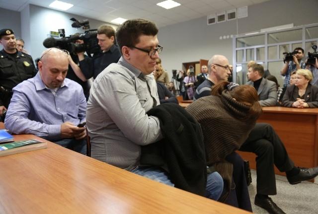 Хромая лошадь, оглашение приговора: Фото