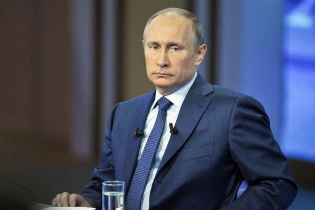 Путин Прямая линия 25 апреля 2013 (2): Фото