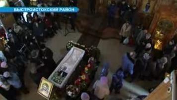 Похороны Валерия Золотухина: Фото