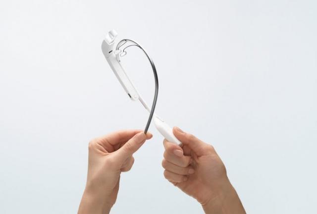 Умные очки Google Glass: Фото