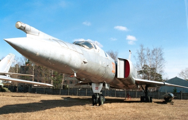 Ту-22М бомбардировщик: Фото