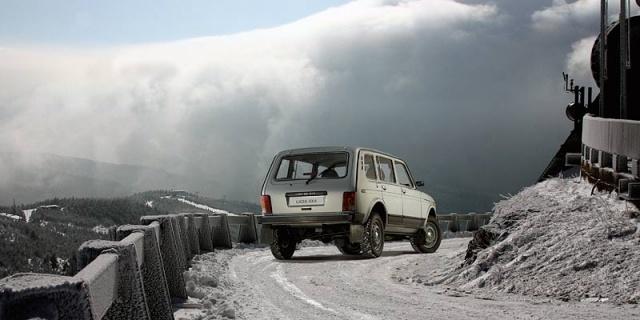 Нива Lada 4х4: Фото