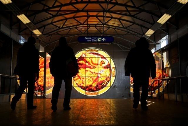Петербургское метро: Фото